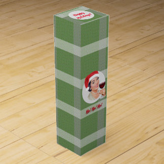 Ho! Ho! Ho! Wine Gift Box