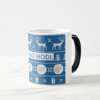 ho ho hodl magic mug