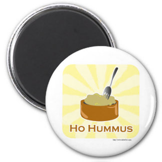 Ho Hummus Magnet