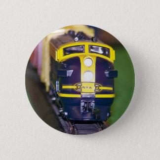 HO Model Train 2 Inch Round Button
