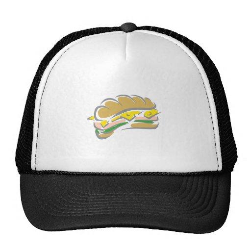 Hoagie Sub Grinder Hats