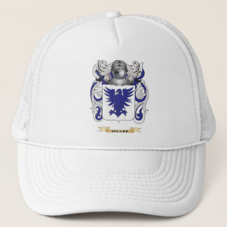 Hoare Coat of Arms (Family Crest) Trucker Hat
