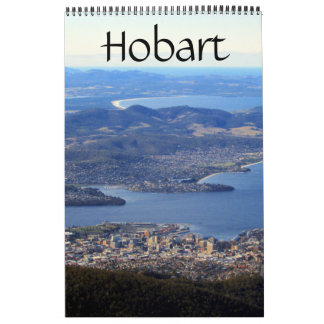 hobart tasmania wall calendars