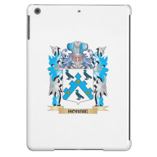 Hobbie Coat of Arms - Family Crest iPad Air Cover