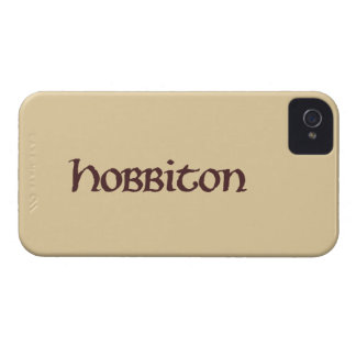 HOBBITON™ Solid iPhone 4 Cover