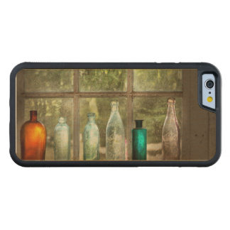 Hobby - Bottles - It's all about the glass Carved Maple iPhone 6 Bumper Case