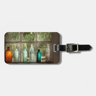Hobby - Bottles - It's all about the glass Luggage Tag