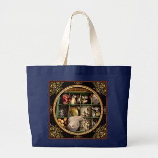 Hobby - Game - The bandit's game Large Tote Bag