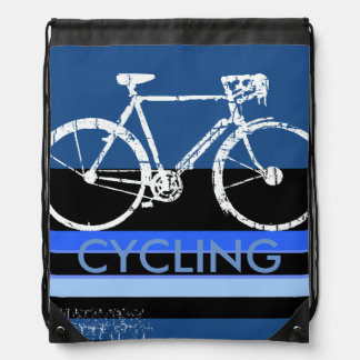 hobby of cycling cinch bags