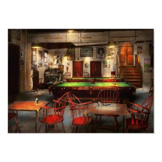 Hobby - Pool - The billiards club 1915 Card