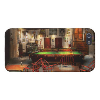 Hobby - Pool - The billiards club 1915 Case For The iPhone 5