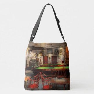 Hobby - Pool - The billiards club 1915 Crossbody Bag