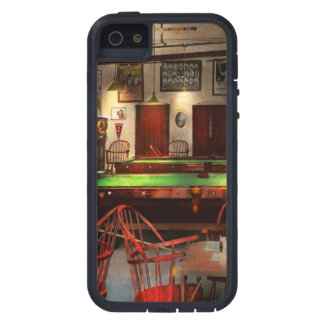 Hobby - Pool - The billiards club 1915 iPhone 5 Cover