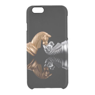 Hobby Sport Chess Clear iPhone 6/6S Case