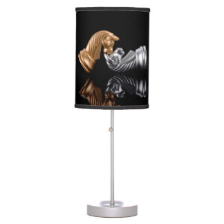 Hobby Sport Chess Table Lamps