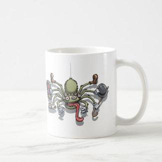 Hobo Von Spiderton Coffee Mug