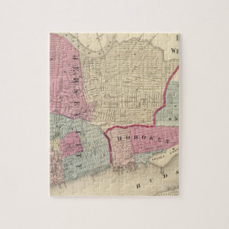 Hoboken, Jersey City Jigsaw Puzzle