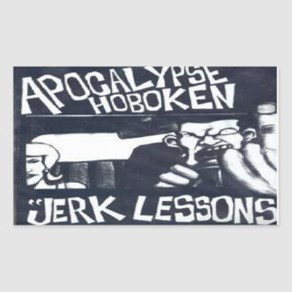 hoboken sticker