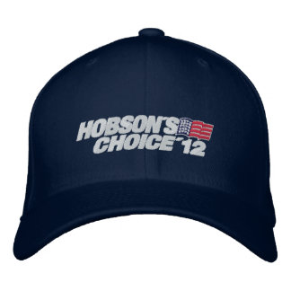 Hobson's Choice '12 Hat