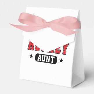 Hockey Aunt Favor Box