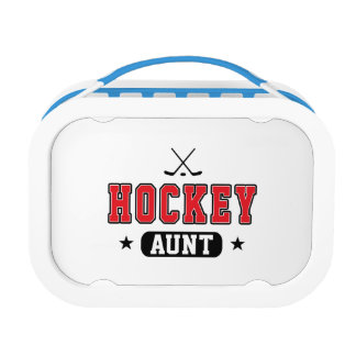 Hockey Aunt Lunch Box