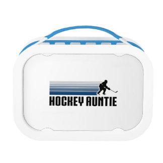 Hockey Auntie Lunch Box