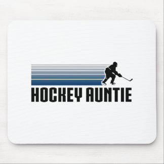 Hockey Auntie Mouse Pad