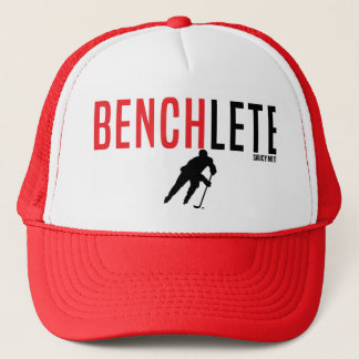 Hockey Benchlete Athlete Cap