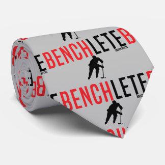 Hockey Benchlete Athlete Tie