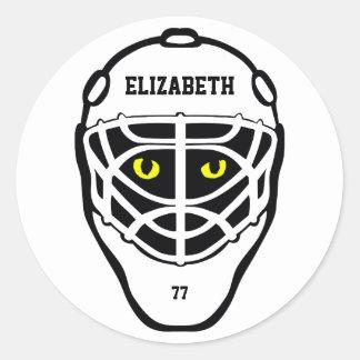 Hockey Helmet Stickers, Hockey Helmet Custom Sticker Designs