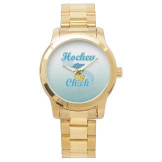 Hockey Chick #3 Watch