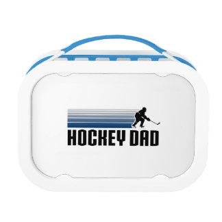 Hockey Dad Lunch Box