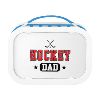 Hockey Dad Lunch Boxes