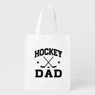 Hockey Dad Market Tote
