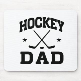 Hockey Dad Mouse Pad