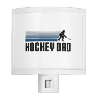 Hockey Dad Night Lights