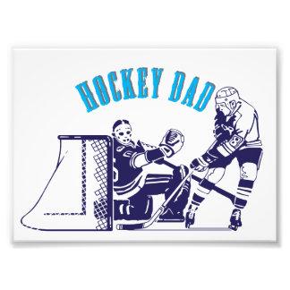 Hockey Dad Photo