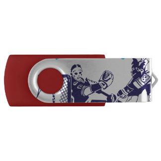 Hockey Dad USB Flash Drive