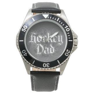 Hockey Dad Wrist Watch