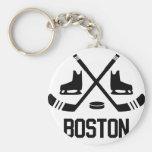 Hockey de Boston Porte-clefs