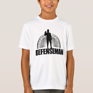 Hockey Defenseman T-Shirt