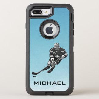 Hockey Design Otter Box OtterBox Defender iPhone 8 Plus/7 Plus Case