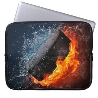 Hockey Drama Laptop Sleeve