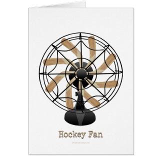 Hockey Fan (#1) Card