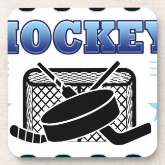 Hockey Fan Coaster