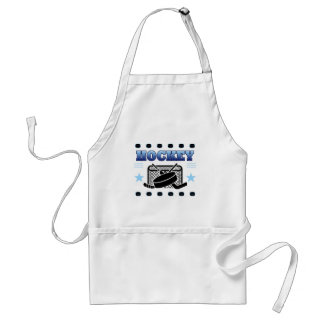 Hockey Fan Standard Apron