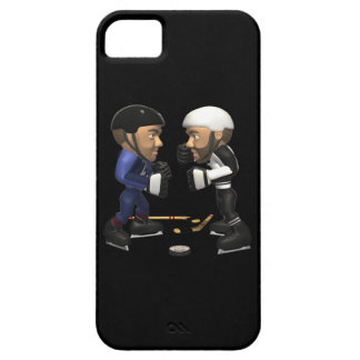 Hockey Fight Case For The iPhone 5