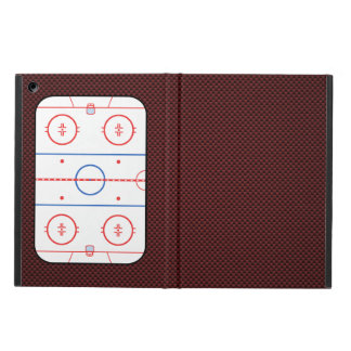 Hockey Game Companion Autograph Ready iPad Air Case