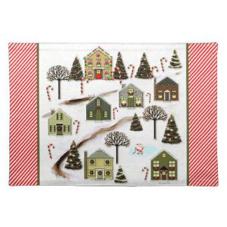 hockey gift ideas placemat