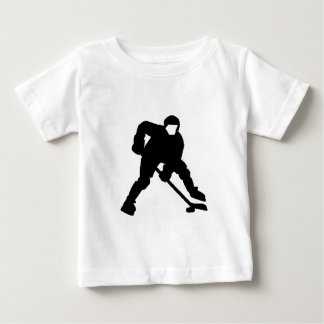 Hockey Goalie Baby T-Shirt